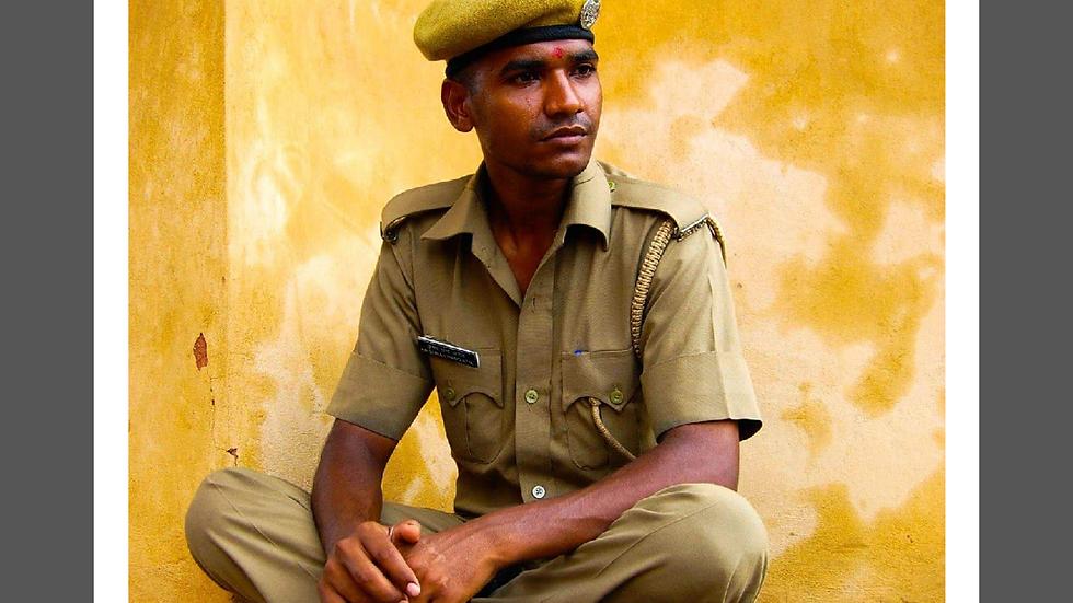 Guard, Jaipur, India