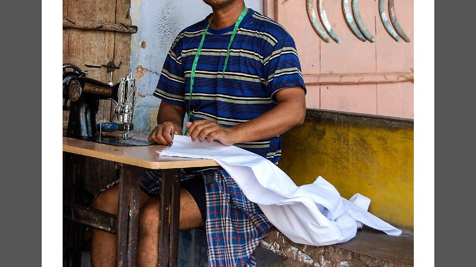 Tradesman, Uttar Pradesh, India