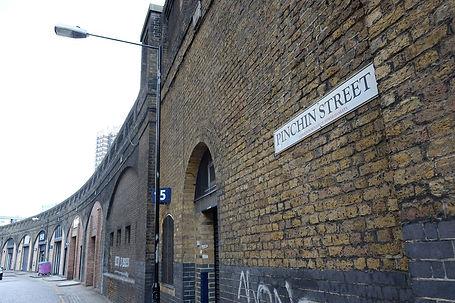 Jack The Ripper Pinchin Street