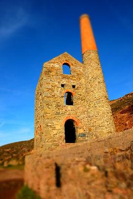 Cornish Tin Mines Poldark