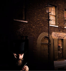 Jack The Ripper In the Shadows