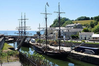 Charlestown Cornwall