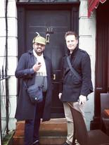 Sherlock Holmes Walking Tour