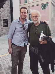 Randy Bachman and Richard Chambers