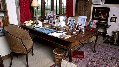 Winston Churchills Study Chartwell