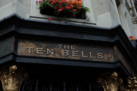 The Ten Bells Pub Jack The Ripper