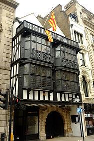 Old London Buildings