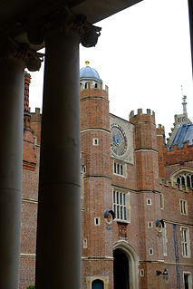 Tudor History at Hampton Court