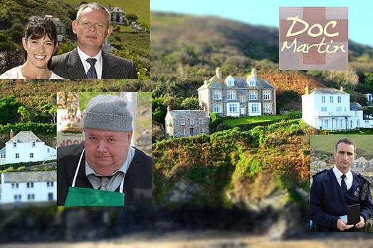 Doc Martin Locations tour