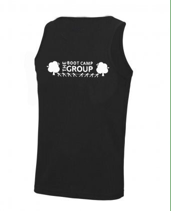 Bootcamp Vest Top