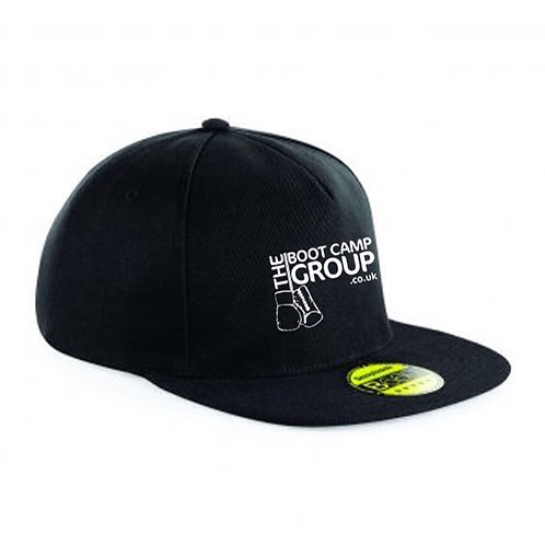 Black Bootcamp Cap