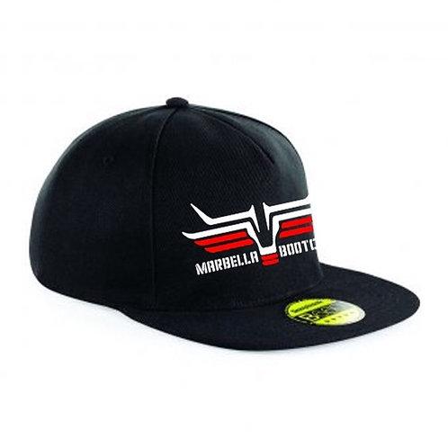Black Marbella Bootcamp Cap