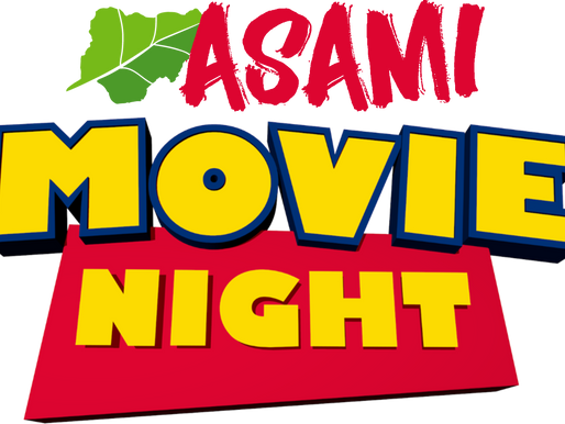 It's time for ASAMI movie nights