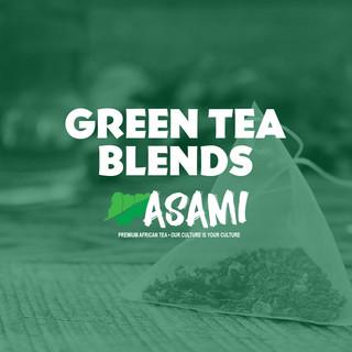 GREEN TEA - ASAMI TEA SHOP