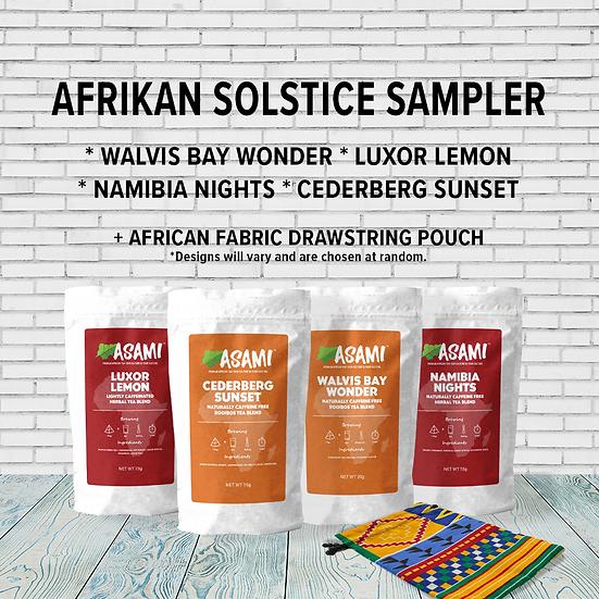 Afrikan Solstice Sampler