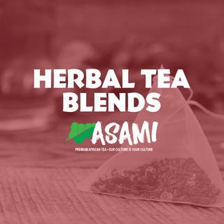 HERBAL TEA - ASAMI TEA SHOP