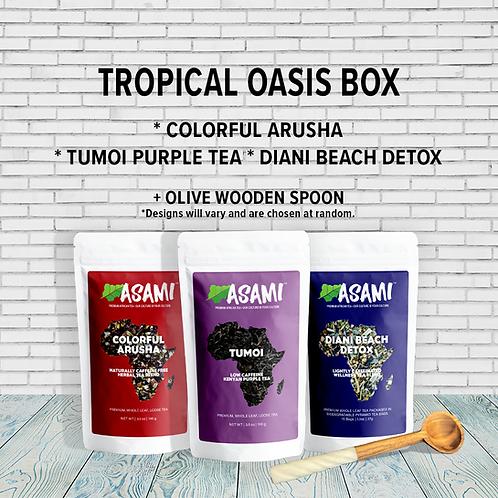 Tropical Oasis Box