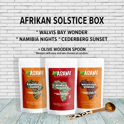 Afrikan Solstice Box