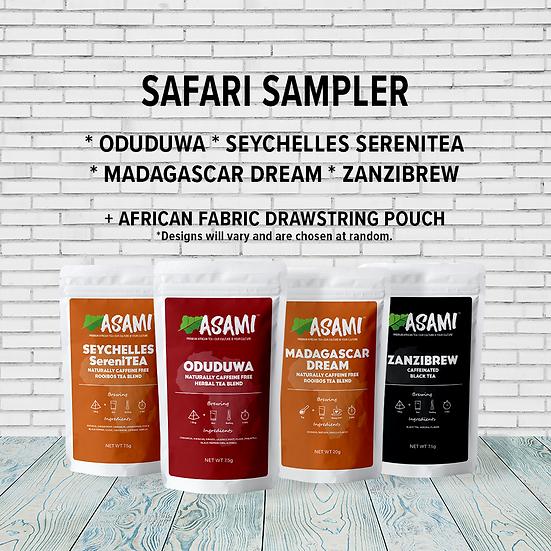 Safari Sampler