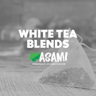 WHITE TEA - ASAMI TEA SHOP