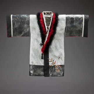 Winter Kimono Robe - Front