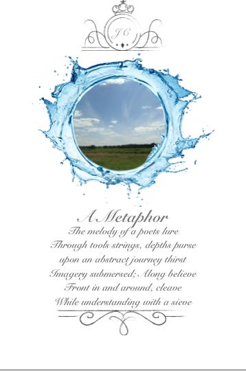 - A Metaphor -