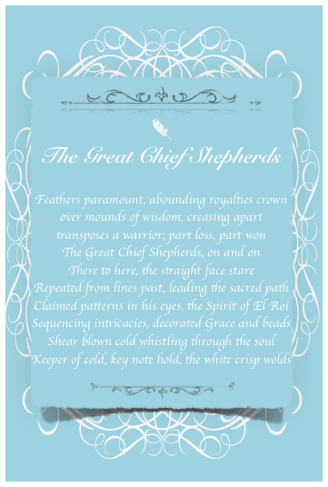The Great Chief Shepherds