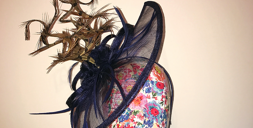 "The ""Alice"" Fascinator"