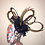 "Thumbnail: The ""Lizzie"" Fascinator"