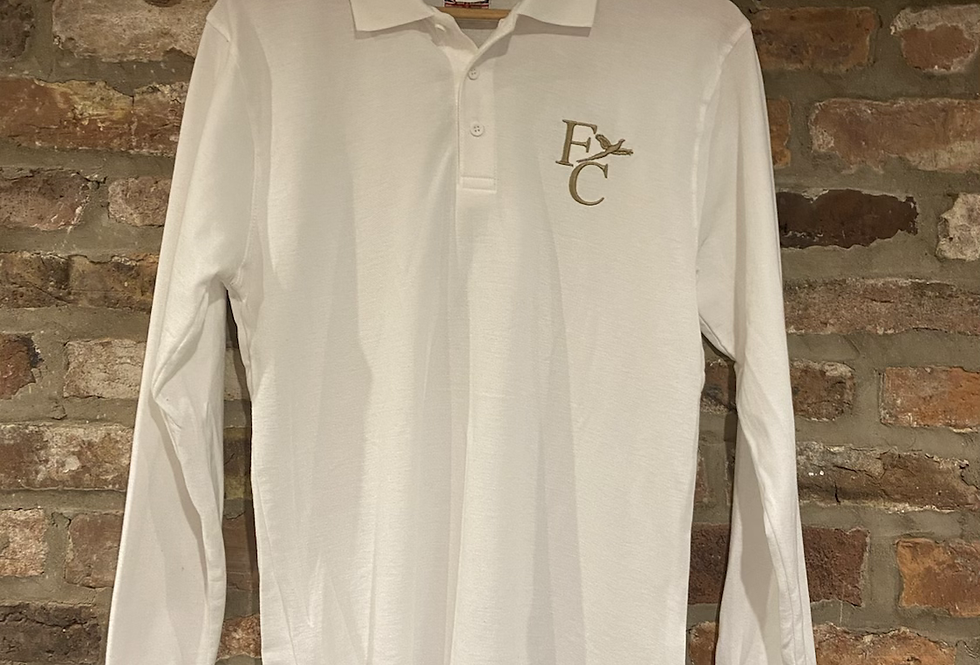 Bramham Unisex Long-sleeved Polo