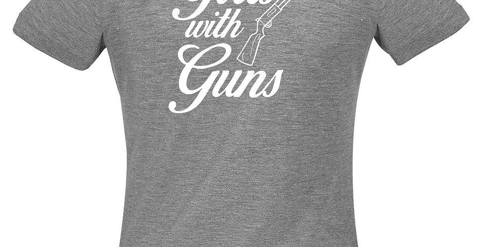 Girls With Guns Polo