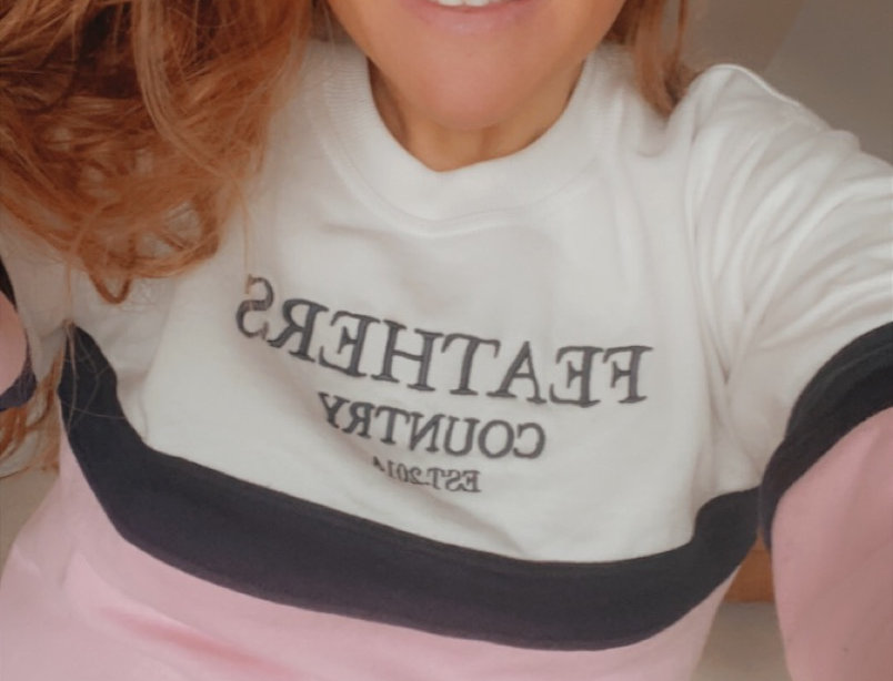 Millington Ladies Sweatshirt