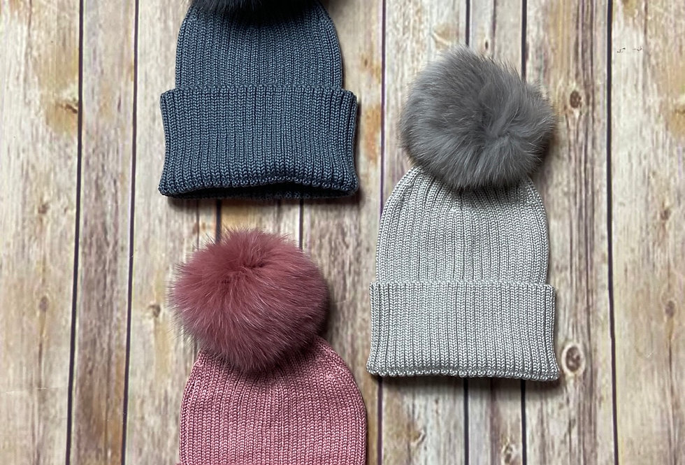 Boltby Luxury Knitted Hat