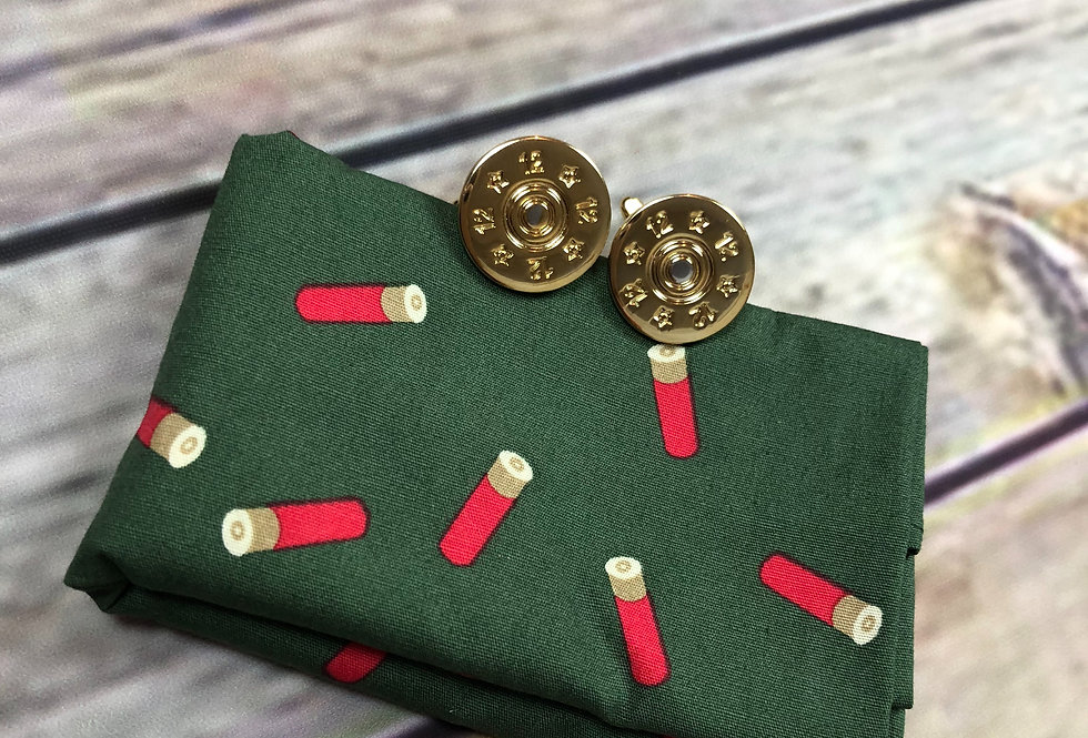 Replica Cartridge Cufflinks