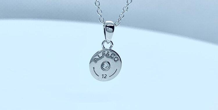 Shotgun Shell Necklace
