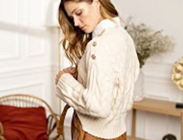 Harrogate Chunky Cable Knit Jumper