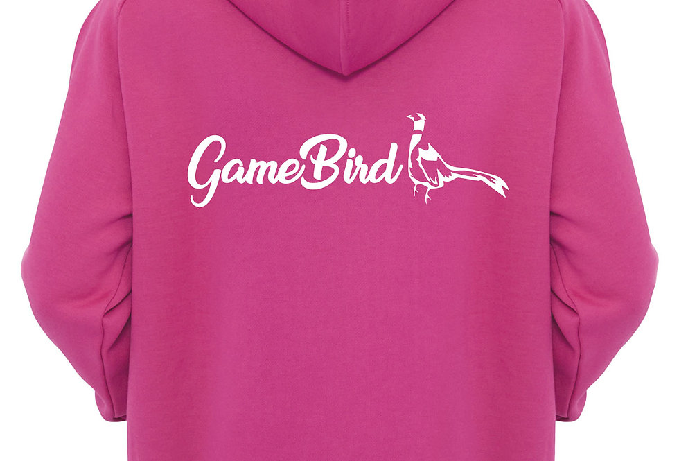 Ladies Game Bird Hoodie