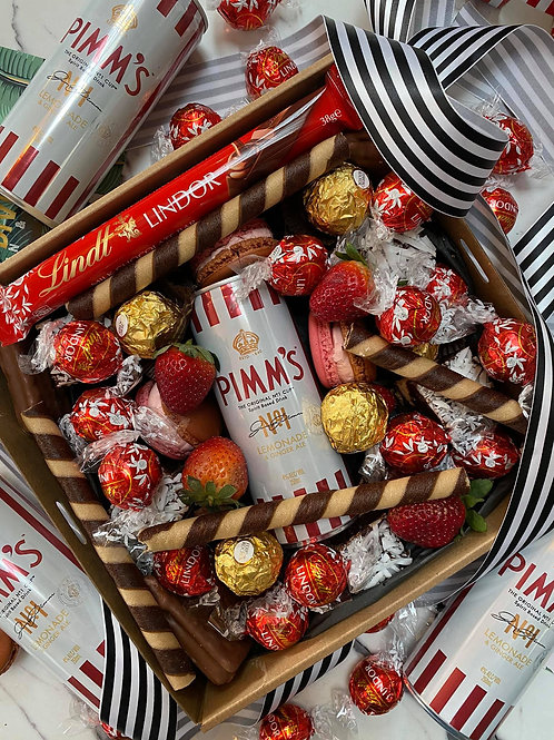 Pims Chocolate Box