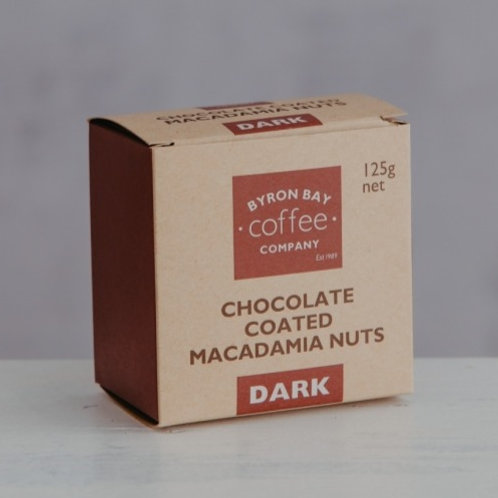 Chocolate Macadamias