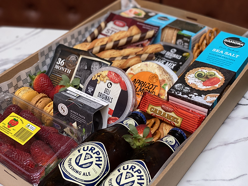 Large Grazing Box w/Beer
