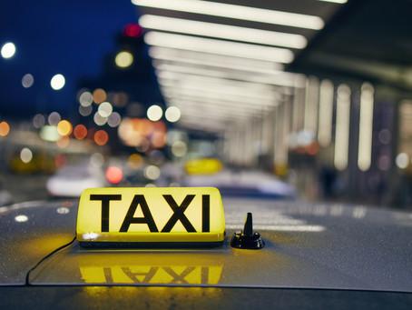 なぜ今タクシー?