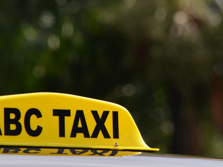 初めましてABCタクシー