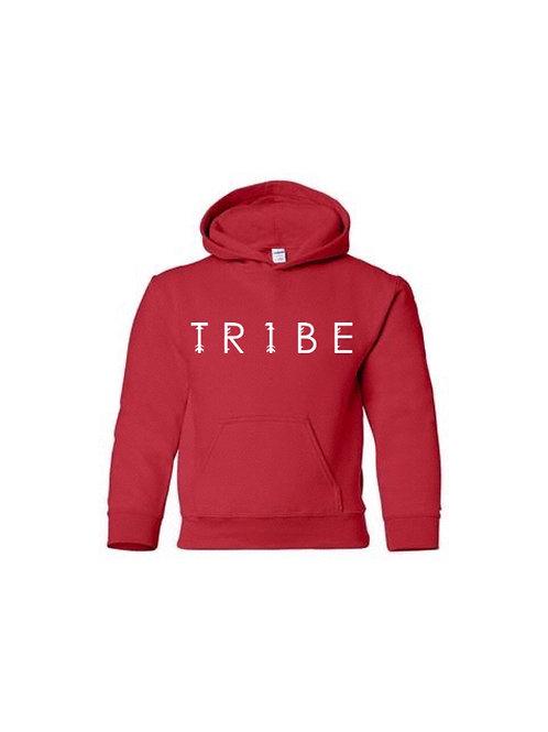 TR1BE Hoodie (Red)