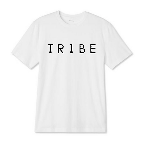 TR1BE T-Shirts (White)