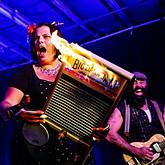 The Reverend Peyton's Big Damn Band