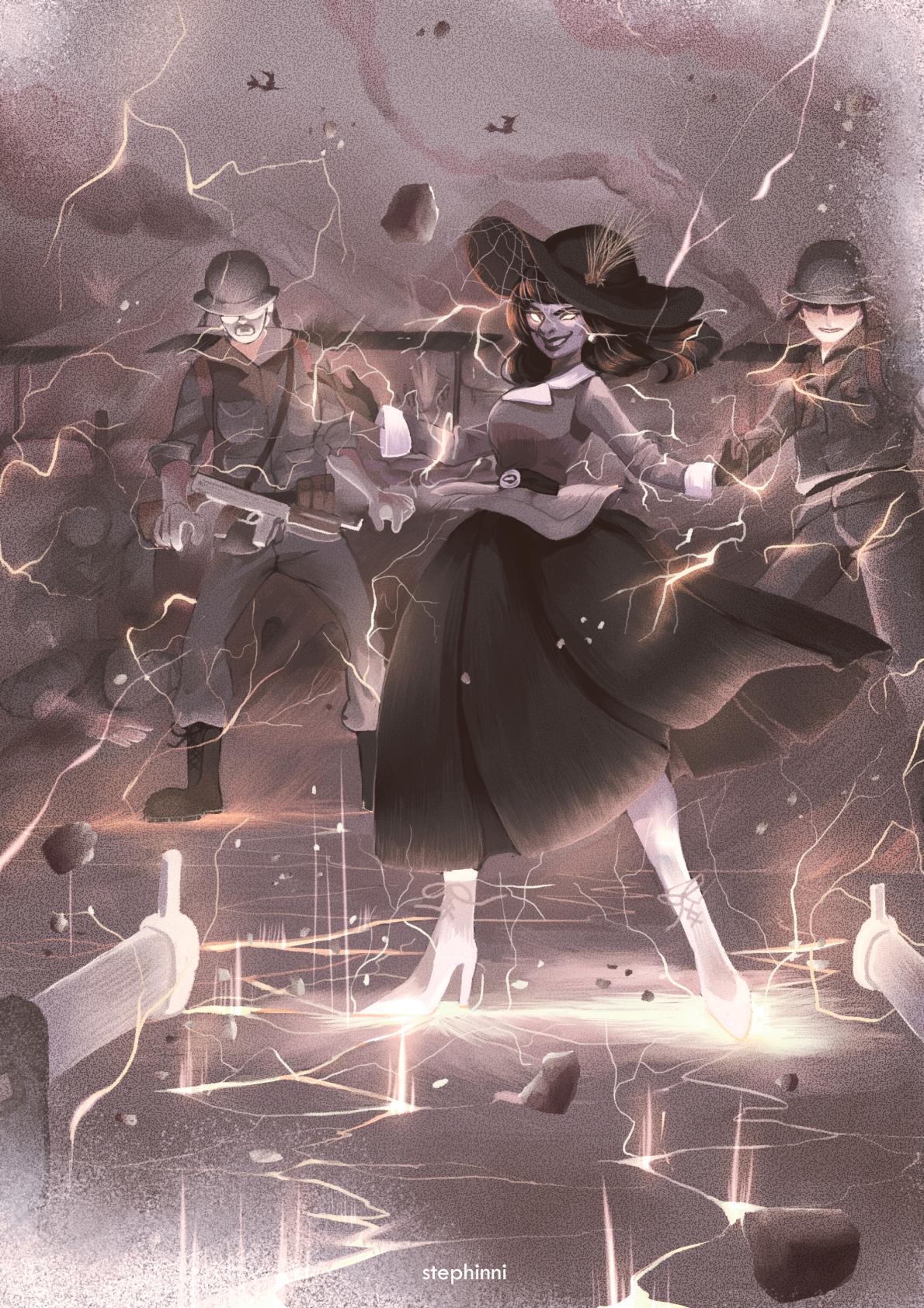 2nd World War Witch