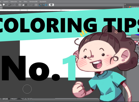 Coloring Tips No.1