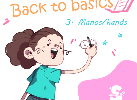 Back to Basics #3: Manos/Hands