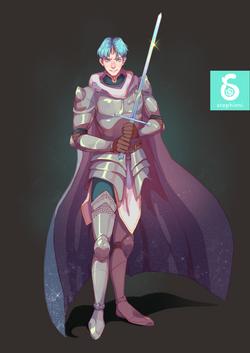 Joseph - Unicorn Knight