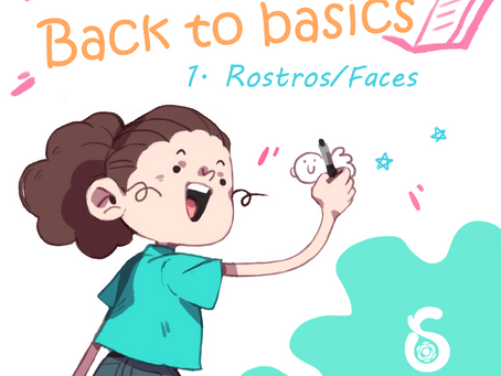 Back to Basics No.1 - Caras / Faces